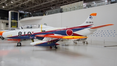 05-5810 - Fuji T-1B - Japan - Air Self Defence Force (JASDF)