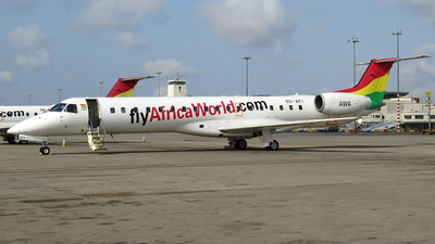 9G-AFI - Embraer ERJ-145LI - Africa World Airlines