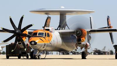3 - Grumman E-2C Hawkeye - France - Navy