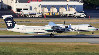N433QX - Bombardier Dash 8-Q402 - Alaska Airlines (Horizon Air)