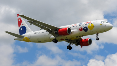 HK-5051 - Airbus A320-214 - Viva Air Colombia