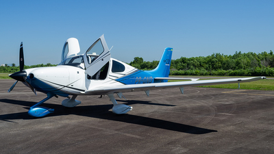A picture of PRGND - Cirrus SR22 - [4120] - © Calebe
