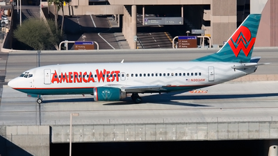 N303AW - Boeing 737-3G7 - America West Airlines