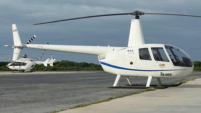 XB-NDO - Robinson R44 Raven II - Private