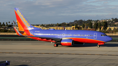 N774SW - Boeing 737-7H4 - Southwest Airlines