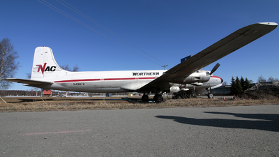 N43872 - Douglas DC-6A Liftmaster - Northern Air Cargo (NAC)