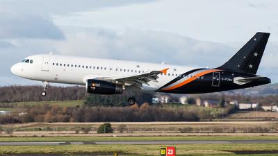 A picture of GPOWM - Airbus A320232 - Titan Airways - © Kyle McKinlay