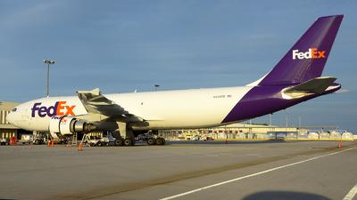 A picture of N658FE - Airbus A300F4605R - FedEx - © Agustin Anaya
