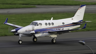 N676JA - Beechcraft C90GTi King Air - Private