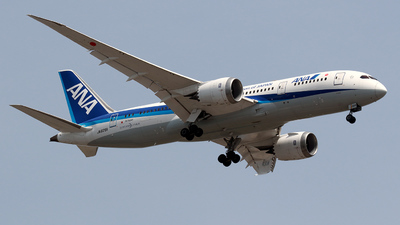 JA829A - Boeing 787-8 Dreamliner - All Nippon Airways (Air Japan)