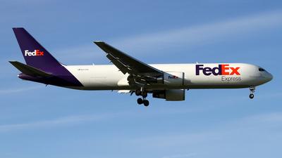 N271FE - Boeing 767-300F(ER) - FedEx