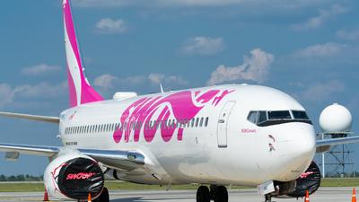 C-FYBK - Boeing 737-8CT - Swoop