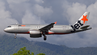 VH-XJE - Airbus A320-232 - Jetstar Airways