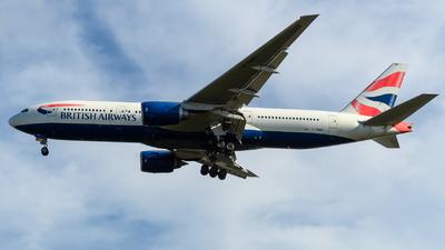 A picture of GYMMC - Boeing 777236(ER) - British Airways - © Hector Rivera-HR Planespotter