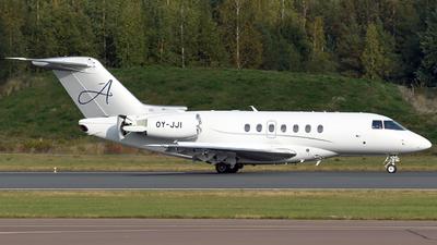 OY-JJI - Hawker Beechcraft 4000 - JoinJet