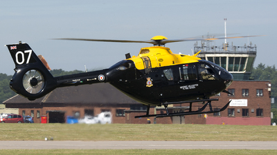 ZM507 - Airbus Helicopters H135M Juno HT.1 - United Kingdom - Defence Helicopter Flying School
