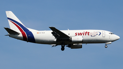 EC-KLR - Boeing 737-3Q8(SF) - Swiftair