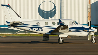 PP-JGR - Beechcraft C90GTx King Air - Private