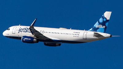 N828JB - Airbus A320-232 - jetBlue Airways