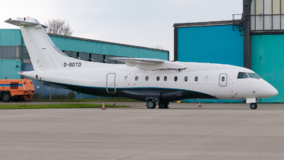 D-BDTD - Dornier Do-328-300 Jet - Zenith Aviation