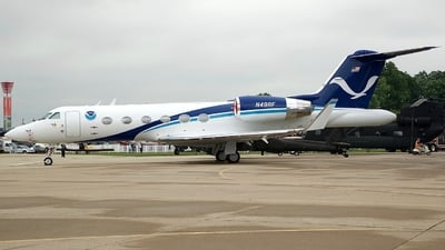 N49RF - Gulfstream G-IV - United States - Department of Commerce