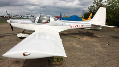 A picture of GRAFB - Grob G115 - [8079] - © David Cook