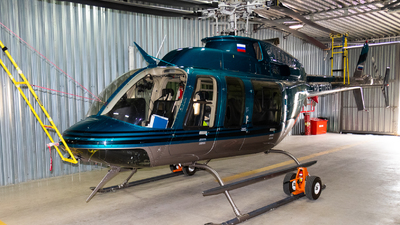 RA-01891 - Bell 407 - Private