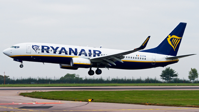 EI-FIN - Boeing 737-8AS - Ryanair