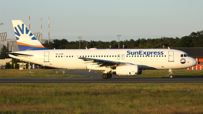 YL-LCP - Airbus A320-232 - SunExpress (SmartLynx Airlines)