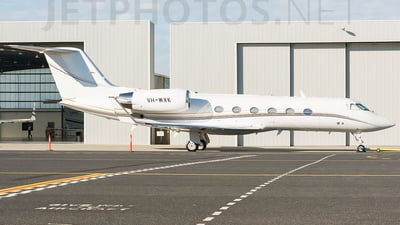 A picture of VHWXK - Gulfstream IV - [1265] - © James Pentland