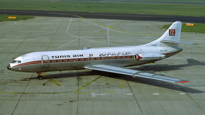 TS-TAR - Sud Aviation SE 210 Caravelle III - Tunisair