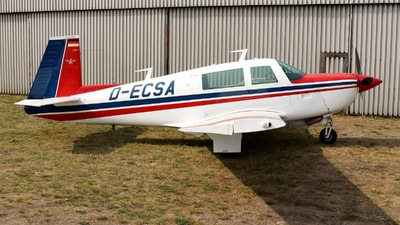 D-ECSA - Mooney M20J-201 - Private