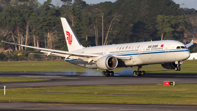 B-1591 - Boeing 787-9 Dreamliner - Air China