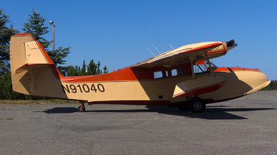N91040 - Grumman G-44 Widgeon - Private
