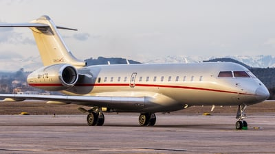 9H-VTD - Bombardier BD-700-1A10 Global 6000 - VistaJet
