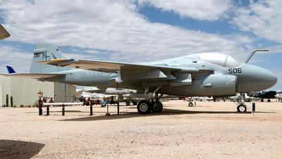 155713 - Grumman A-6E Intruder - United States - US Navy (USN)