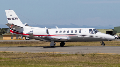 A picture of VHMXD - Cessna 560 Citation Encore - [5600807] - © Dion Tidey