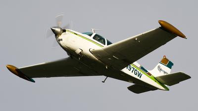 A picture of N97GW - Beech A36 Bonanza - [E1143] - © C. v. Grinsven