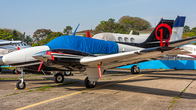 PT-IEU - Beechcraft 95-B55 Baron - Private