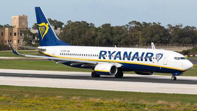 EI-FZF - Boeing 737-8AS - Ryanair
