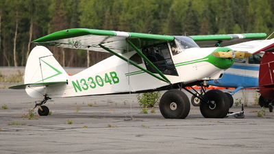 N3304B - Piper PA-20-125 Pacer - Private