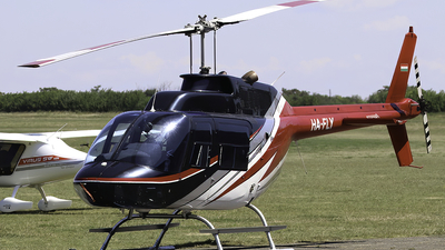 HA-FLY - Bell 206L-3 LongRanger - FLY4less
