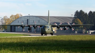 8T-CB - Lockheed C-130K Hercules - Austria - Air Force