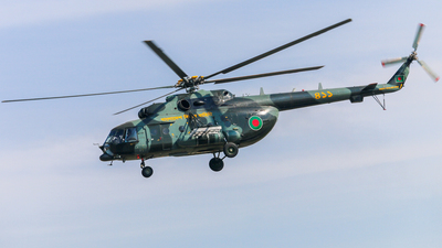 411 - Mil Mi-171Sh Baikal - Bangladesh - Air Force