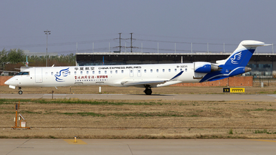 B-3231 - Bombardier CRJ-900LR - China Express Airlines