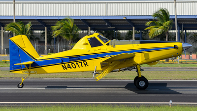 N4017R - Air Tractor AT-502B - Private