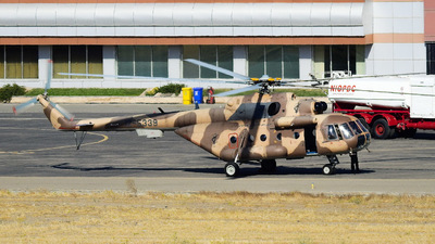 12-5339 - Mil Mi-17 Hip - Iran - Revolutionary Guard