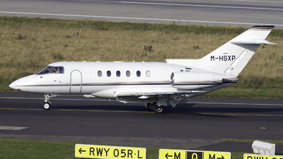 M-HSXP - Hawker Beechcraft 800XP - Private
