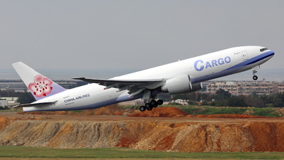 B-18771 - Boeing 777-F - China Airlines Cargo