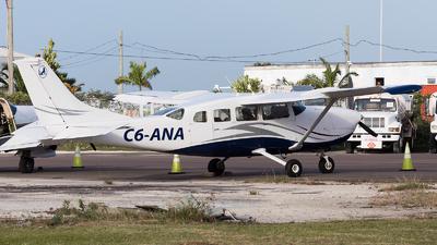 A picture of C6ANA - Cessna 207 Skywagon - [] - © Kas van Zonneveld
